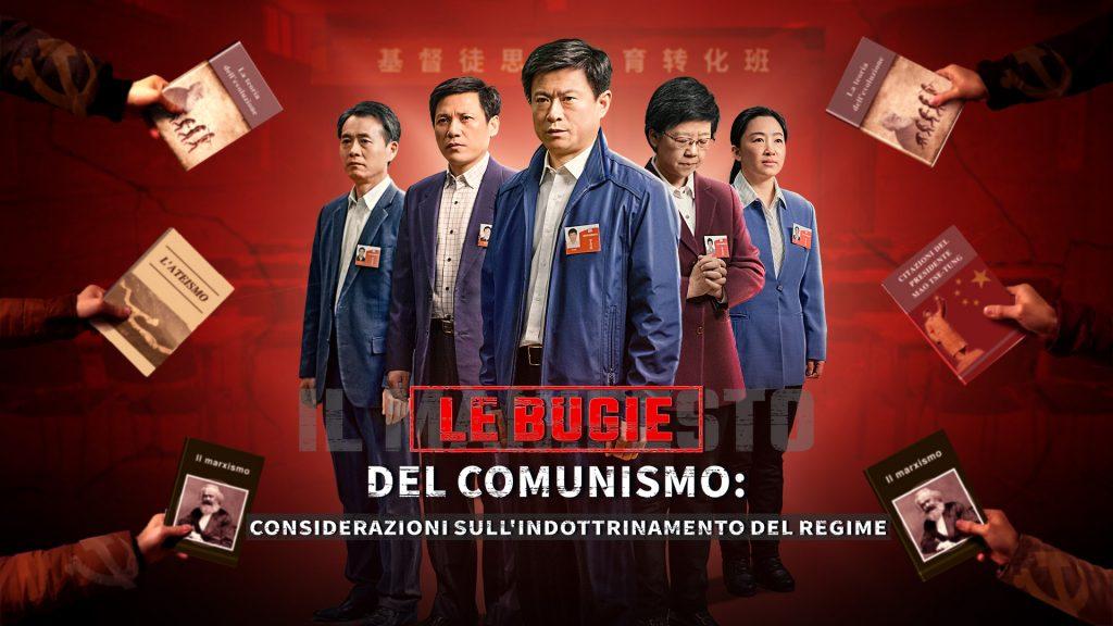Film cristiano – Le bugie del comunismo considerazioni sull'indottrinamento del regime Trailer
