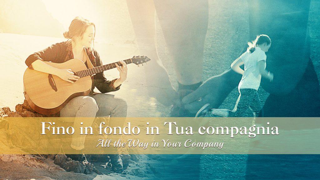Gesù Cristo, Tu sei la mia vita Fino in fondo in Tua compagnia – La migliore canzone cristiana