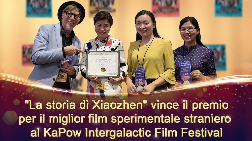 La storia di Xiaozhen vince il premio per il miglior film sperimentale straniero al Film Festival