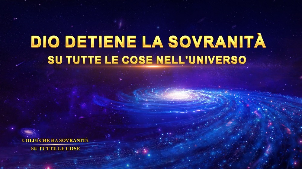 Dio detiene la sovranità su tutte le cose nell'universo - Documentario cristiano 2018 HD