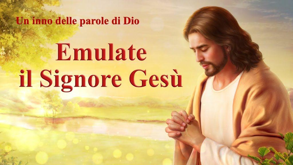 """Il migliore cantico evangelico - """"Emulate il Signore Gesù"""" Gesù Cristo è il nostro modello"""