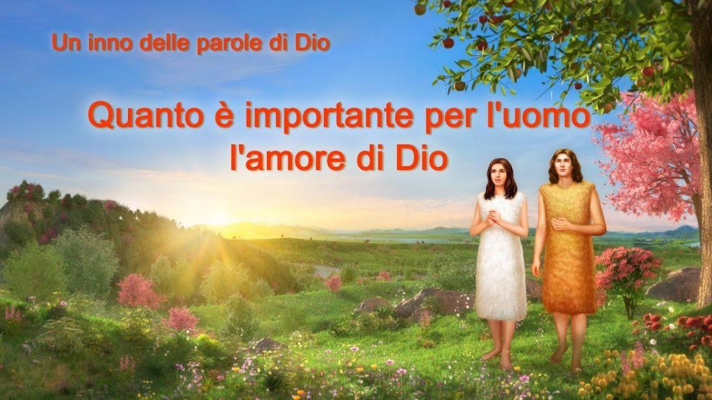 """Canzone cristiana – """"Quanto è importante per l'uomo l'amore di Dio"""""""