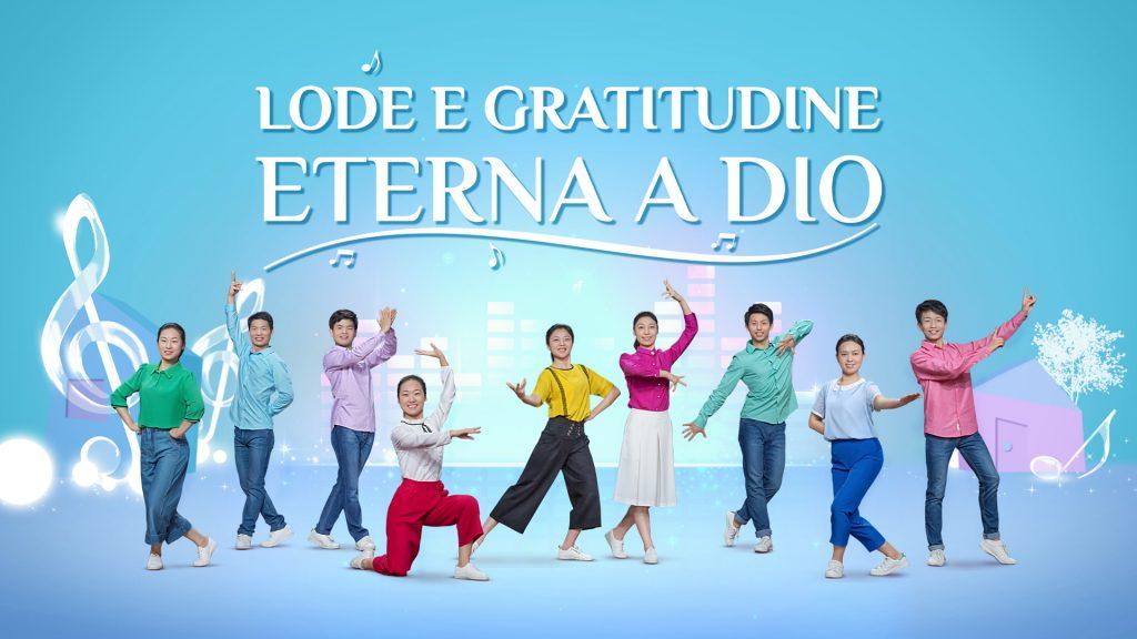 Danza di adorazione 2019 - Lode e gratitudine eterna a Dio