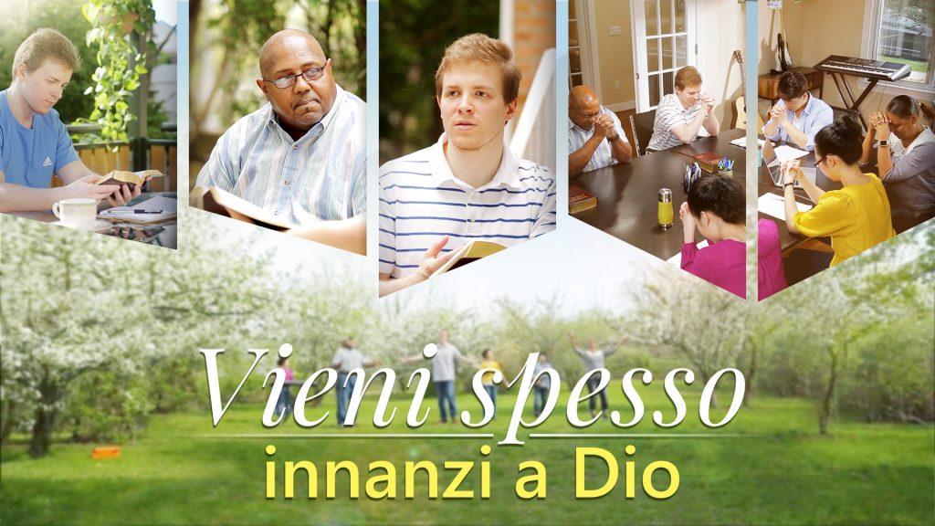 """Canto di adorazione – Faccia a faccia con Dio """"Vieni spesso innanzi a Dio"""" (MV)"""